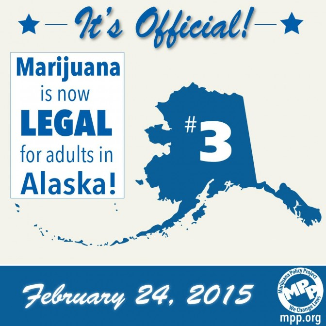 alaska marijuana legalization
