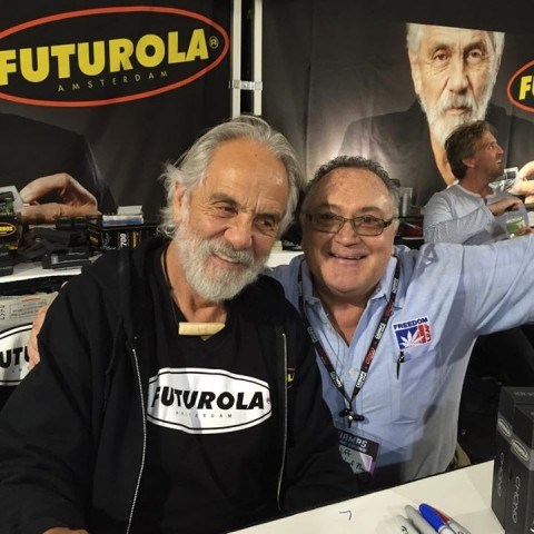 Interview: Tommy Chong on the New World of Marijuana