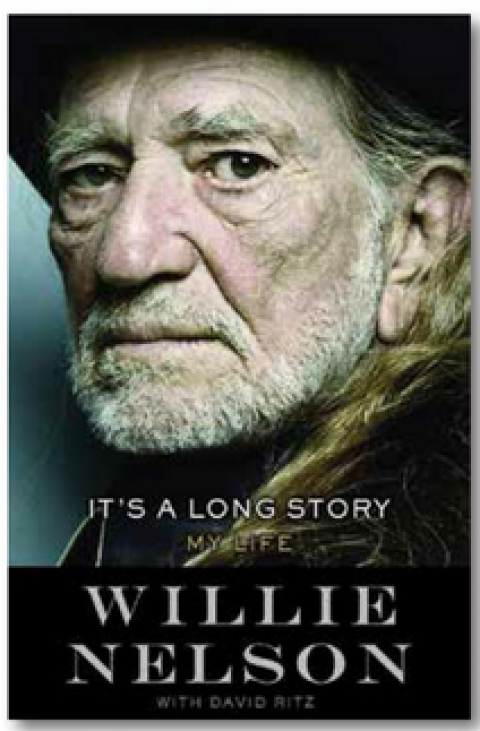 Excerpt of Willie Nelson's New Book in Freedom Leaf Magazine