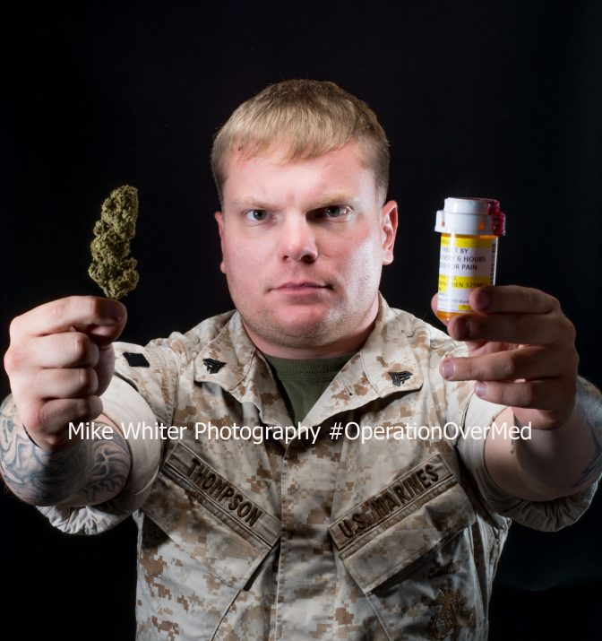 Veterans and medical marijuana