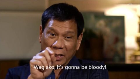 Philippines President's Drug War Gets More Barbaric By the Day