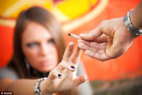 Teens Say Marijuana Is Becoming Less Available