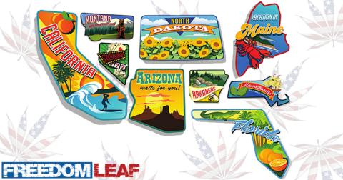 State-by-State 2016 Marijuana Ballot Initiative Guide