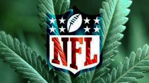 NFL Players Association Calls for Marijuana Policy Reform