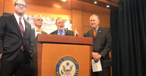 Congressional Cannabis Caucus to Take on Trump Administration