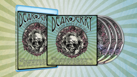 'Dear Jerry': Celebrating the Music of Jerry Garcia