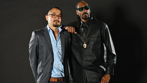 Snoop and Chung: The Marijuana Dream Team