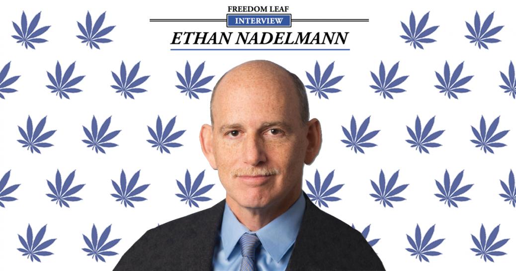 ethan nadelmann dpa drug policy alliance freedom leaf exclusive interview cannabis news marijuana activism magazine