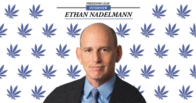ethan nadelmann dpa drug policy alliance freedom leaf exclusive interview cannabis news marijuana activism magazine