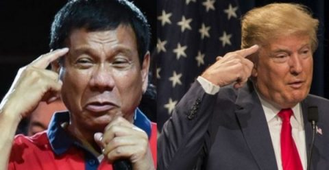 Trump Shows Support for Duterte's War on Drugs