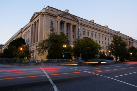 Department of Justice Keeping Mum About Marijuana Subcommittee