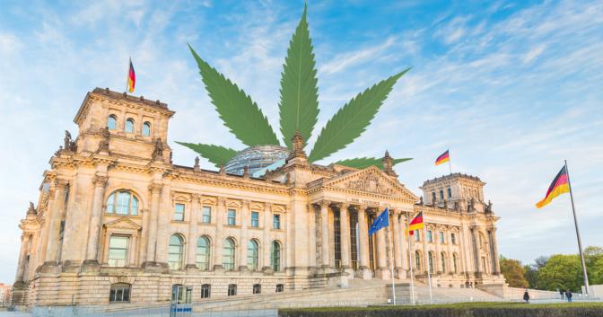 Inside Germany's New Medical Marijuana Law - Freedom Leaf