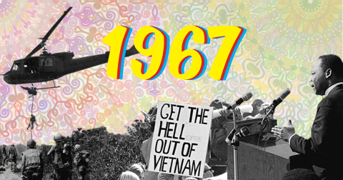 The Summer of Love Revisited: 1967, A Year of Change