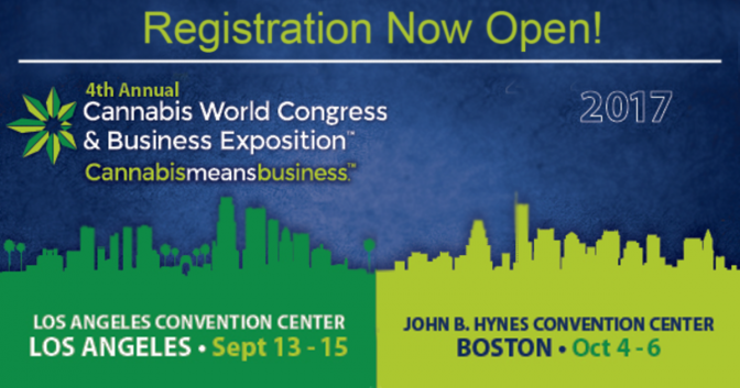 CWCBExpo Cannabis World Congress & Business Expo