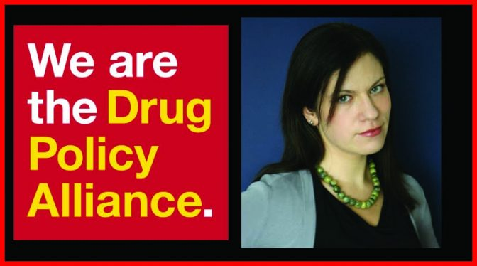 marijuana policy project drug policy alliance