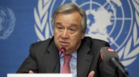 Guterres Urges U.N. to Follow Portugal's Lead on Drugs
