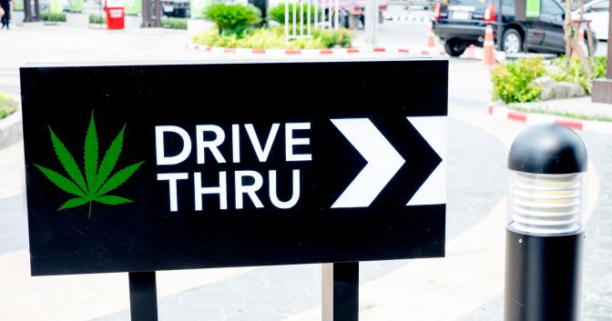 maine legislation cannabis drive-thrus home delivery
