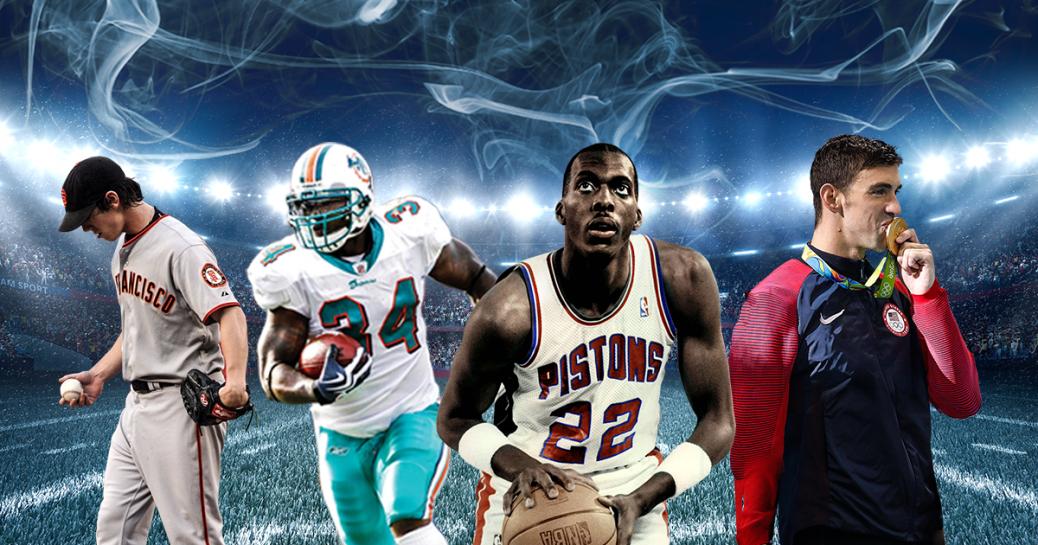 cannabis in sports freedom leaf