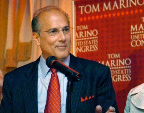 Big Pharma Backer Rep. Tom Marino Withdraws Name from Drug Czar Consideration