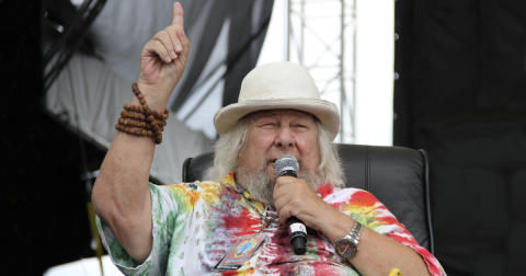Freedom Leaf Exclusive Interview: Wavy Gravy