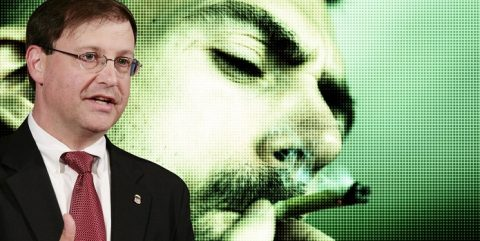 DEA Head Chuck Rosenberg Steps Down and Robert Patterson Takes Over