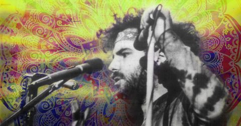 From Yippie to Yuppie: '60s Activist Jerry Rubin