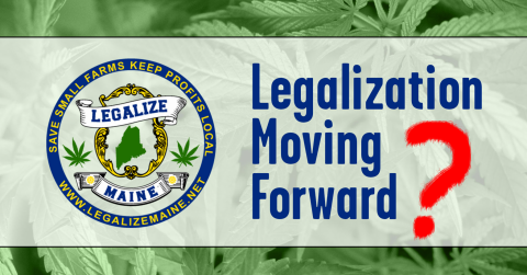 Maine Governor Vetoes Marijuana Regulations, Leaving Commercial Legalization on Hold