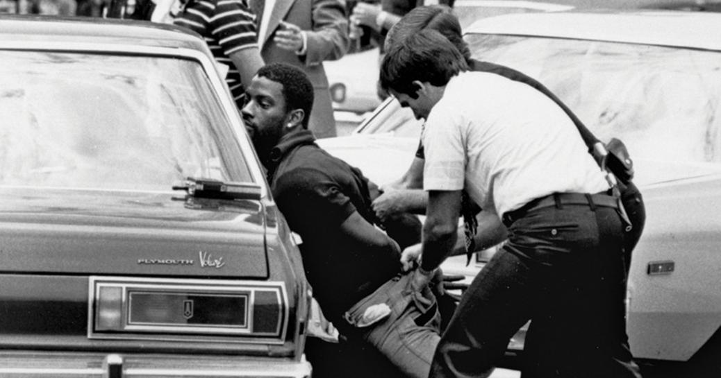 people of color marijuana arrest