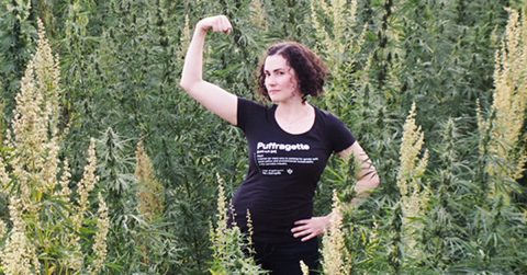 'Mary Janes' Documentary Features the Women of Weed