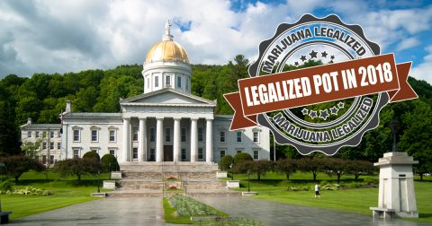 Vermont: The First State to Legalize Marijuana Through Legislation