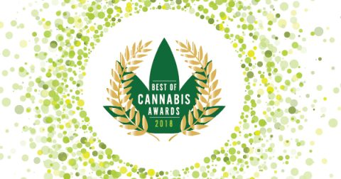 Freedom Leaf Nominated for Three Best of Cannabis Awards