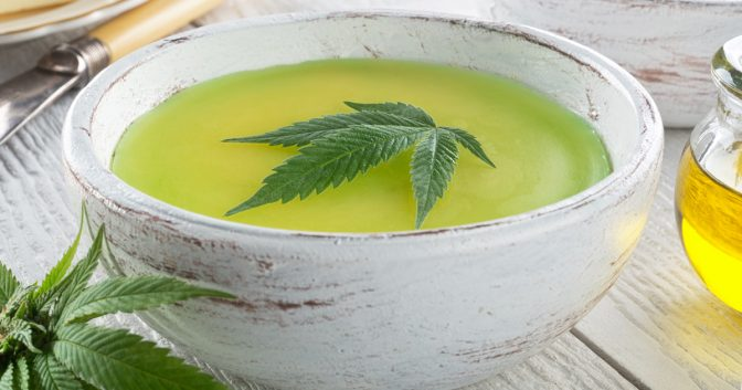 Image result for Cannabis-Infused Butter