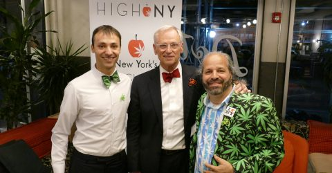 Blumenauer's Canna-PAC Raising Money for Pro-Pot Candidates