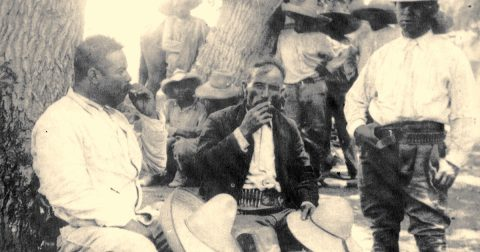 A Brief History of Marihuana in Mexico