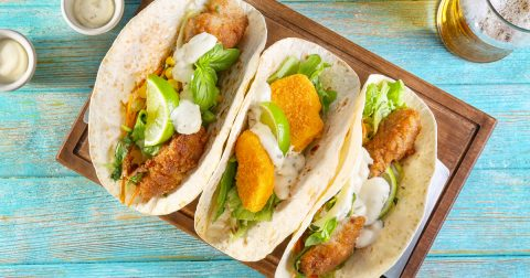 Freedom Leaf Recipes: Mexican-Fusion Cuisine, Baja Med-Style
