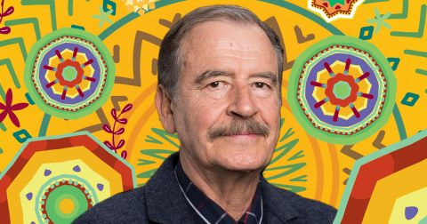 Vicente Fox's Global Vision: Legalization of All Drugs