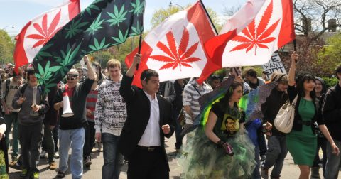 Now That Canada Has Legalized Cannabis, Celebrate at ICBC Vancouver
