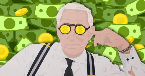 Poor Roger Stone Reduced to Begging for Donations Online
