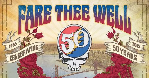 Book Review: 'Fare Thee Well: The Final Chapter of the Grateful Dead's Long, Strange Trip'