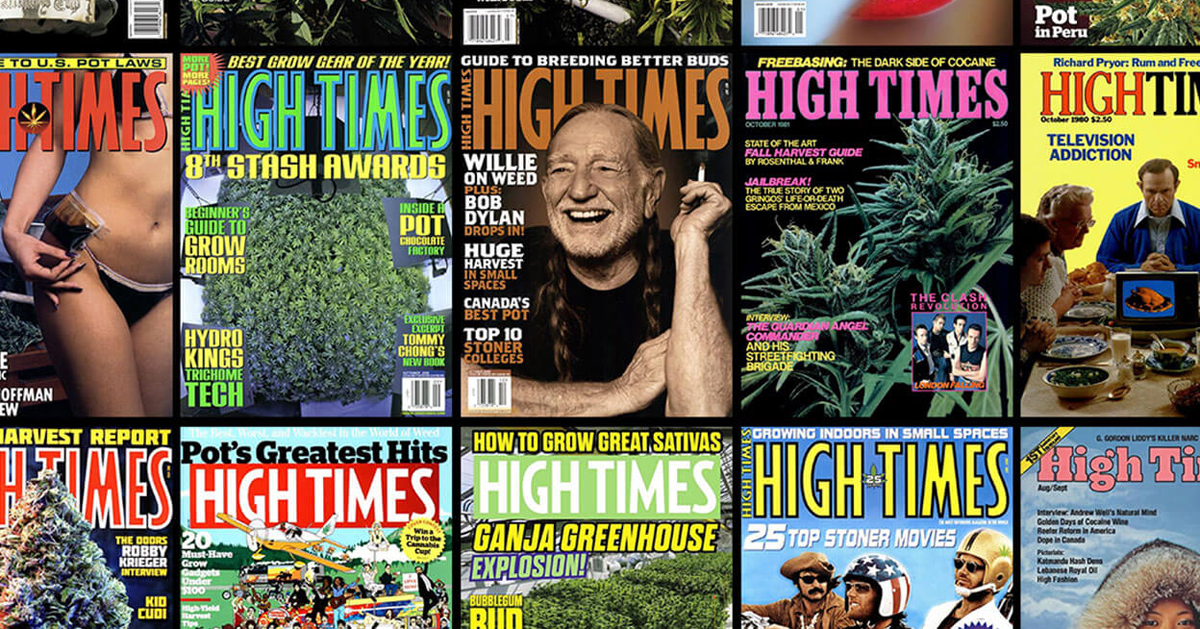 What You Need to Know About High Times' Public Stock