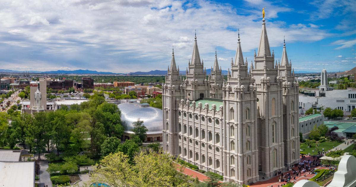 why are mormons in utah