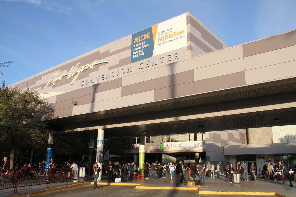 Las Vegas Convention CenterMJBizCon