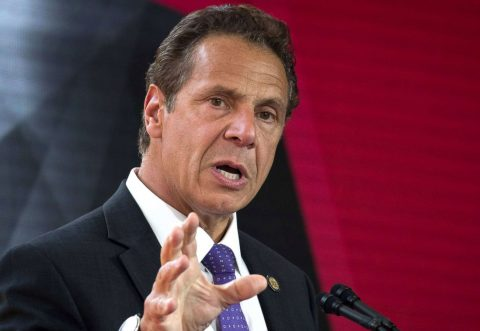 NYS Gov. Andrew Cuomo: 'Let's Legalize the Adult Use of Recreational Marijuana'