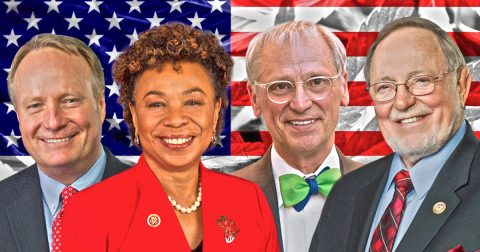 Congressional Cannabis Caucus Adds Two New Members