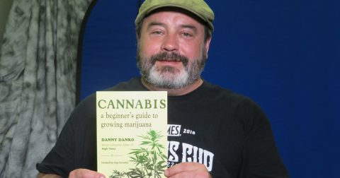 Review: New 'Cannabis' Grow Book from Cultivation Expert Danny Danko