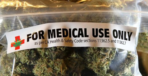 Medical Marijuana and Patients: It's All About the Stigma