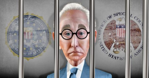 Trump Crony Roger Stone Indicted and Arrested, Claims Innocence