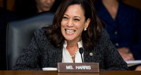 Joy Inside My Tears: The Greening of Kamala Harris