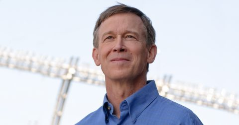 Former Colorado Gov. Hickenlooper Vies for Presidential Nomination. But Was He Good on Pot?