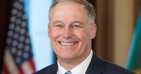 Gov. Jay Inslee Hypes Washington Cannabis, But Opposed Legalization